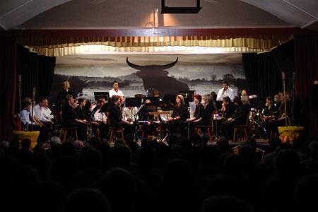 Herbstkonzert in der Musikhalle