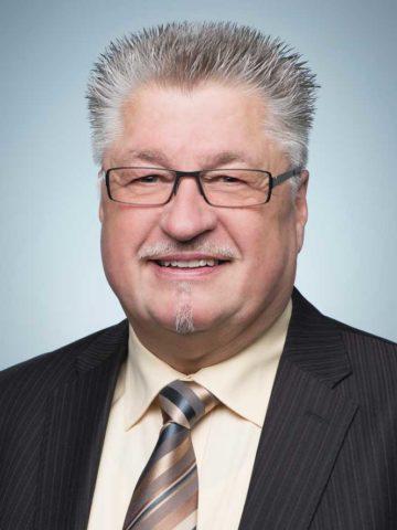 Ortsvorsteher Wolfgang Werkmeister