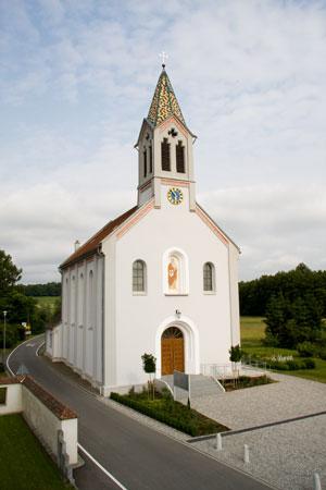 Pfarrkirche St. Bartholomäus in Beuren an der Aach