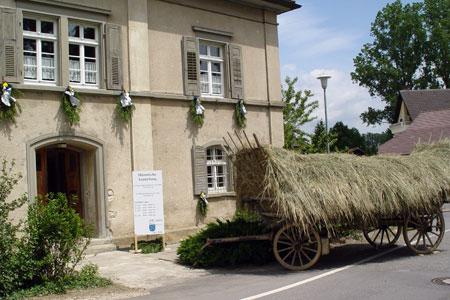 Pfarrhaus Beuren an der Aach 800 Jahr Feier