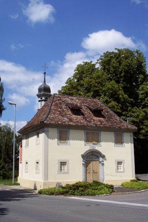 St. Wendelinskapelle in Beuren an der Aach